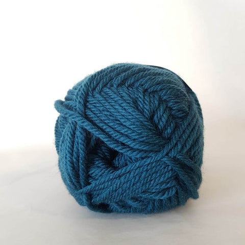 Yarn | Touch - 8ply Merino - Prussian
