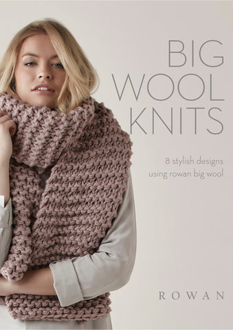 Book | Rowan Big Wool Knits