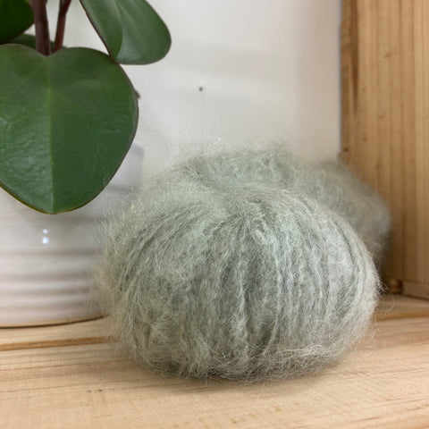 Yarn | Touch - 12 ply Mohair Merino - Sage