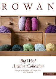 Book | Rowan Big Wool Archive Collection
