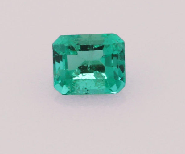 Emerald cut emerald 0.25ct