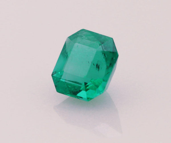 Emerald cut emerald 0.44ct