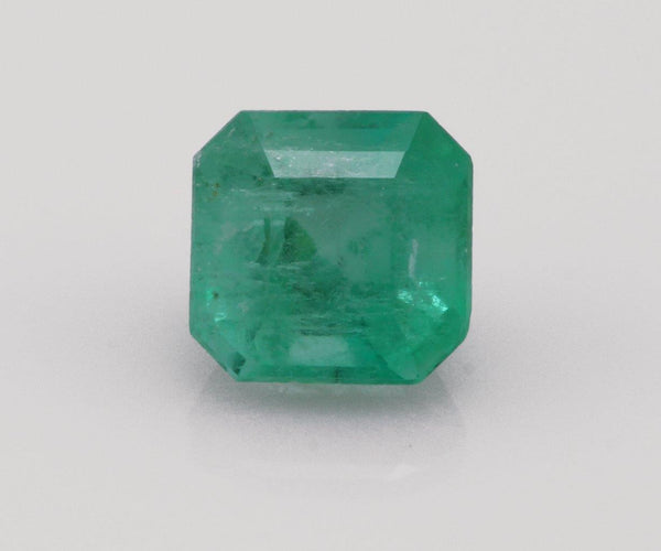Emerald cut emerald 1.06ct