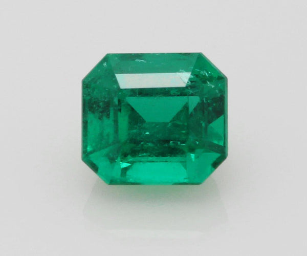 Emerald cut emerald 0.72ct