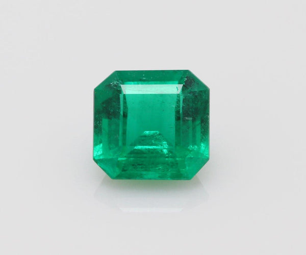 Emerald cut emerald 1.42ct