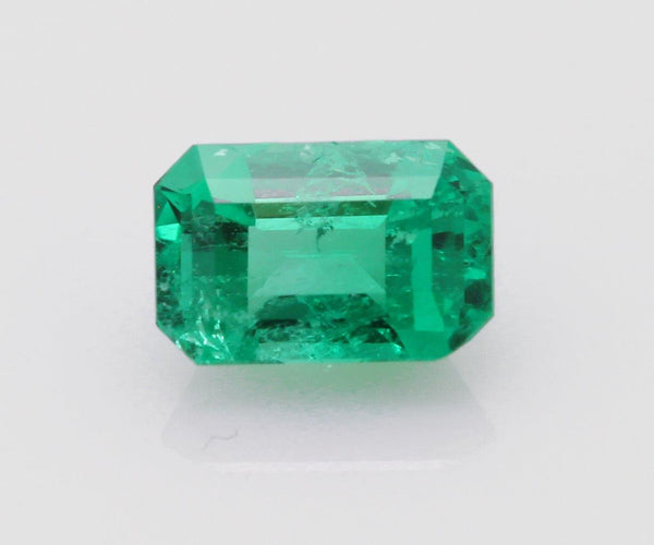Emerald cut emerald 1.09ct