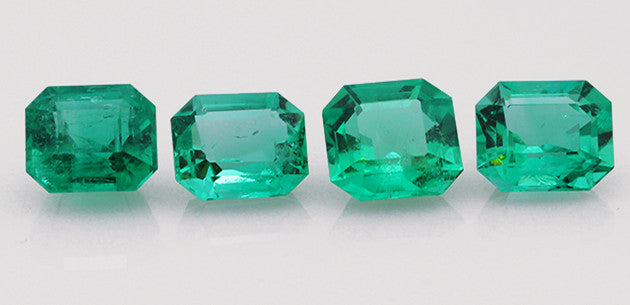 Loose Colombian Emeralds