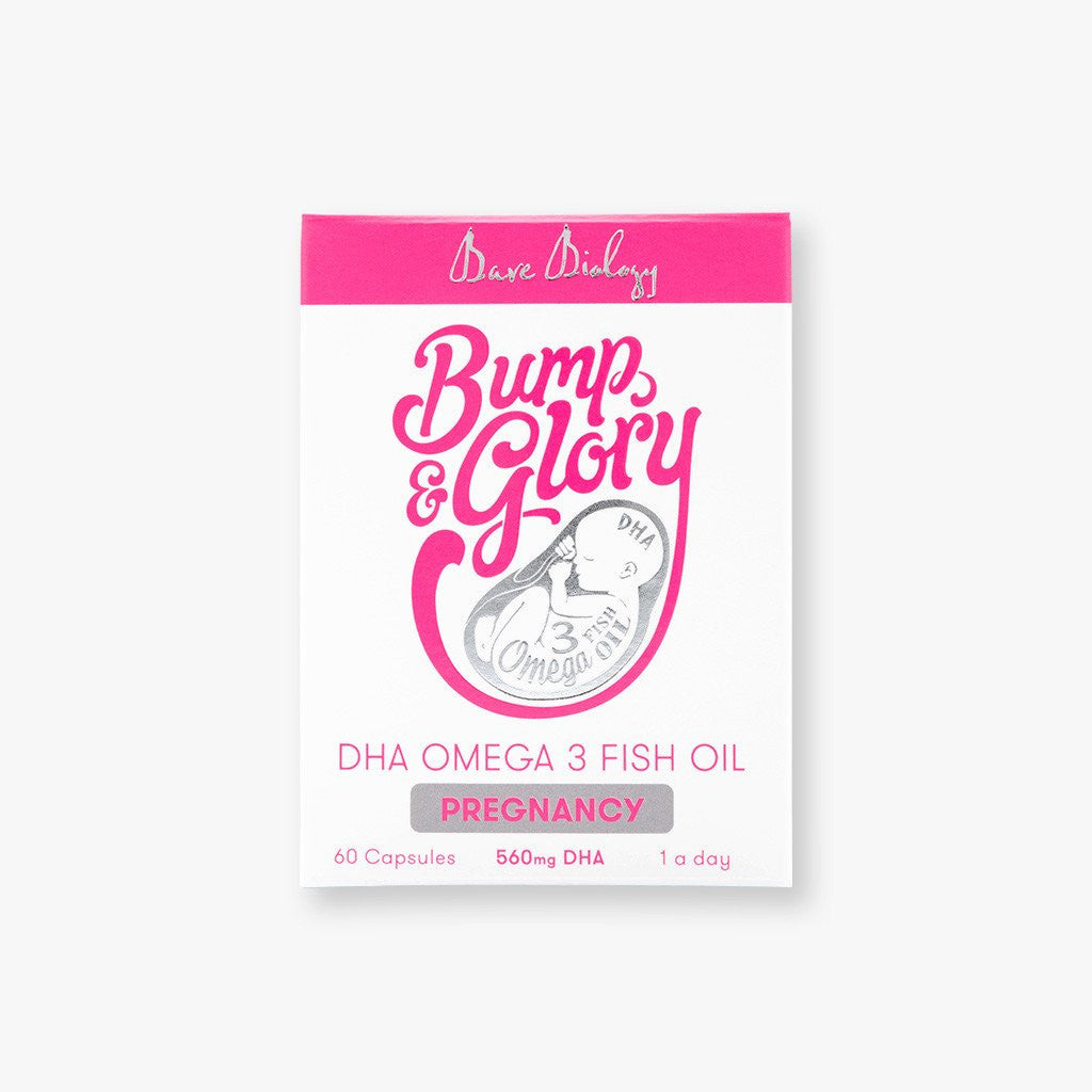 Bare Biology Bump & Glory (60 capsules)
