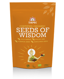 Iswari Organic Seeds of Wisdom, 150g