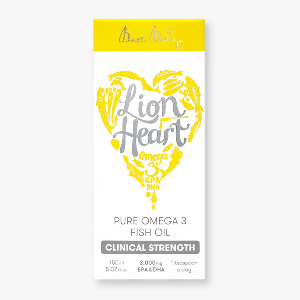Bare Biology Lion Heart Liquid, 150ml