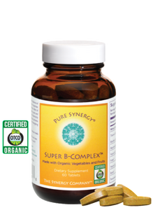 Pure Synergy Super B-Complex (60 capsules)