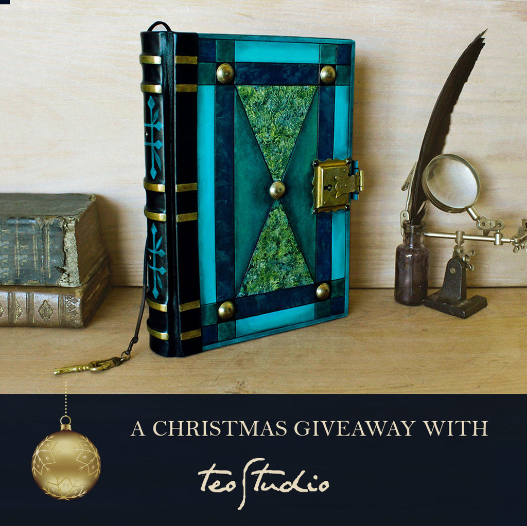 Christmas Giveaway 2019 - The Turquoise Journal