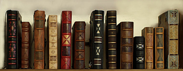 Book spines by TeoStudio