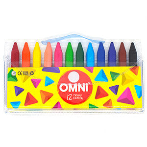 Trigo Crayon (12-Colour)