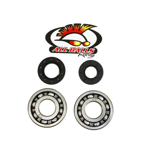 All Balls 24-1009 Crankshaft Bearing & Seal Kit for 1980-86 Kawasaki KX250