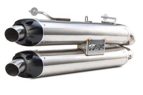 Two Brothers Racing Two Brothers 005-4120409D S1R Dual Exhaust Slip-On for 2015 Polaris RZR XP 1000