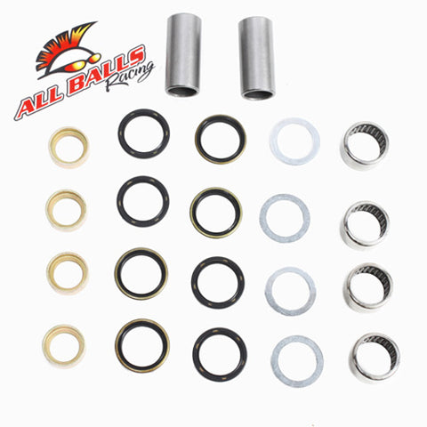 All Balls Swing Arm Bearing Kit for Husaberg TE300 / KTM 200 / 450 - 28-1168