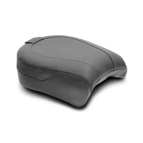 Studded // Rear Width 12.5in. Mustang Motorcycle Seats Wide Touring Seat Front Width 16in