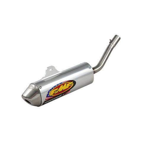 FMF Racing Powercore 2 Slip on exhaust for 2009-12 Husqvarna WR 125/150 - 025147