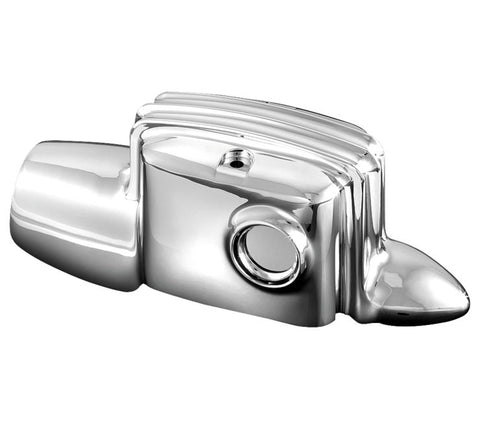 Kuryakyn Rear Master Cylinder Cover for Harley Touring models - 8653