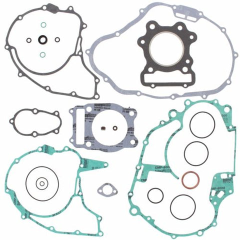 Winderosa 808900 - Complete Gasket Kit for 1988-00 Honda TRX300 Fourtrax / FW