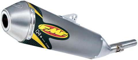 FMF Racing 042321 Q4 Slip-On Muffler with SA for 2008-18 Kawasaki KL / KLR650