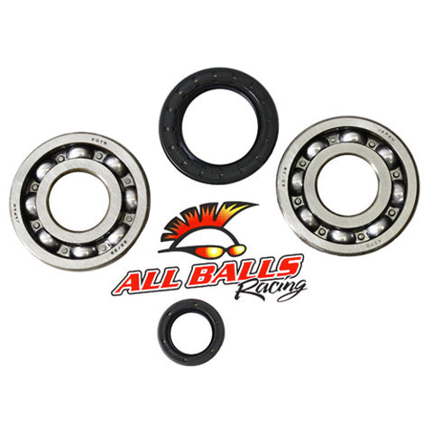 All Balls 24-1004 Crankshaft Bearing & Seal Kit for 1984-01 Honda CR500R