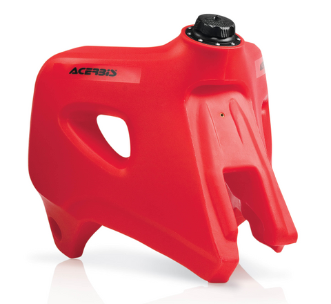 Acerbis Fuel Tank for Honda XR - 6.3 Gallon Capacity - Red - 2140710229