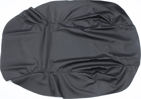 Quadworks 31-41204-01 Gripper Black Seat Cover for 2004-13 Yamaha YFM125 Grizzly
