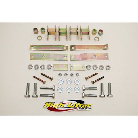High Lifter Lift Kit for Arctic Cat 400i/500i/650i/700i - ALK650-00