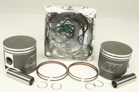 Wiseco SK1410 Top-End Rebuild Kit for 2009-19 Polaris 600 Liberty - 77.25mm