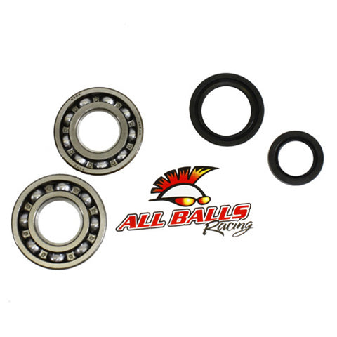 All Balls Crankshaft Bearing & Seal Kit for 1985-92 Suzuki LT250R Quad Racer - 24-1037