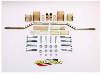High Lifter High Lifter (YLK450G-00) Lift Kit For Yamaha Grizzly 450I (2007-12) - 1