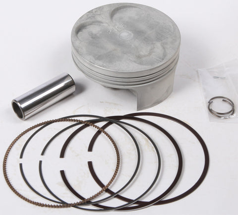 Pro-X Racing Parts 01.2406.B Piston Kit for 2001-13 Yamaha WR250F - 76.96mm