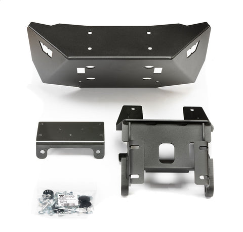 Warn Front Bumper with Integrated Winch Mount for Can-Am Defender HD5/8/10 - 106750