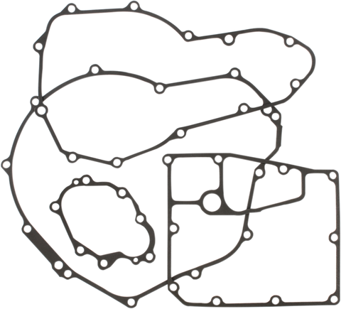 Cometic C8721 Bottom End Gasket Kit for 2006-14 Kawasaki EX650 R Ninja