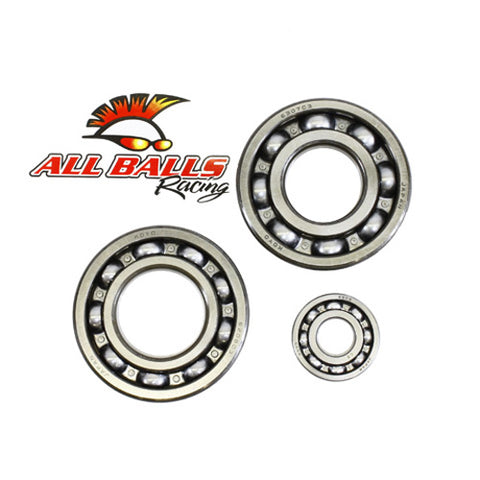 All Balls 24-1080 Crankshaft Bearing & Seal Kit for 1998-02 Suzuki LT-F500F