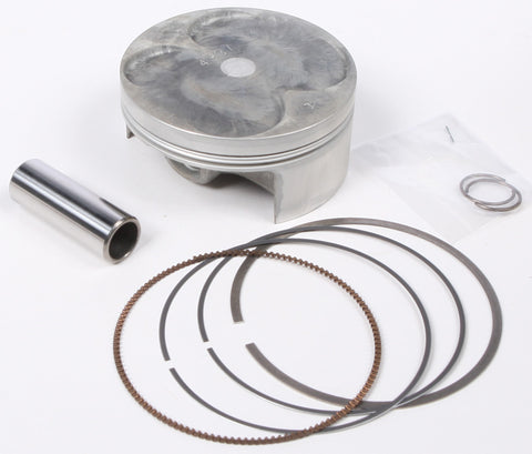 Pro-X 01.4337.A Piston Kit for 2006-09 Kawasaki KX250F - 76.96mm
