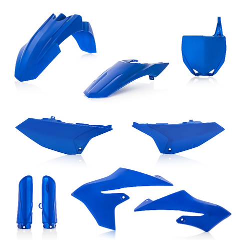 Acerbis Full Plastic Kit for 2018-21 Yamaha YZ65 - Blue - 2726640211