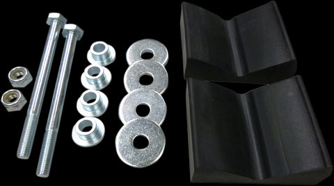 C&A Pro Ski Mounting Kit for Ski-Doo Snowmobiles - 76000378