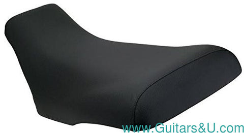 Quadworks Quadworks Gripper Black Seat Cover for 1998-02 Suzuki LTF500 Quadrunner