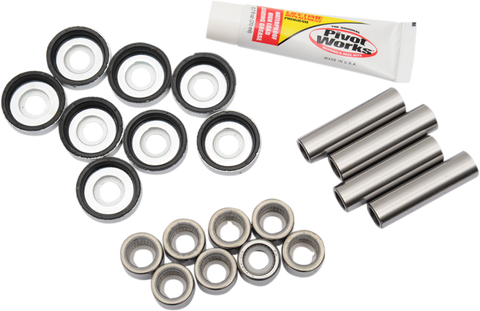 Pivot Works A-Arm Bearing Kit for Yamaha ATV Models - PWAAK-Y02-000L