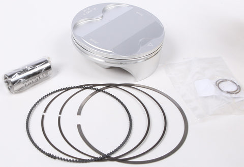 Pro-X 01.4409.A Piston Kit for 2009-12 Kawasaki KX450F - 95.97mm