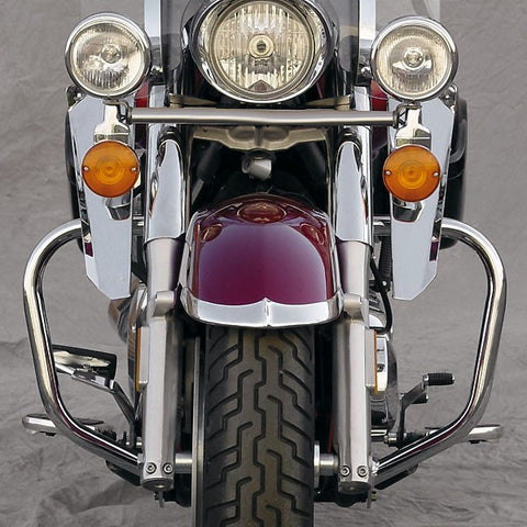 National Cycle Paladin Highway Bars for 2003-09 Honda VTX1300R/S - Chrome - P4011