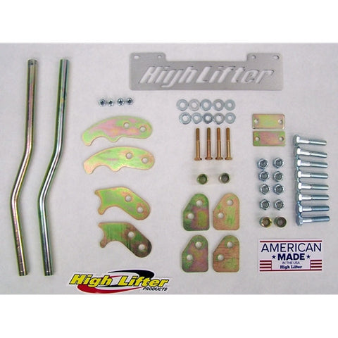 High Lifter SPRYF400BB Front Lift Spring Kit for 2000-06 Yamaha Big Bear 400