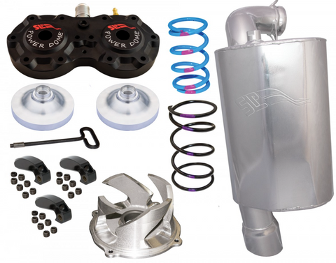 SLP Stage 1.5 Altitude Performance Kit for Polaris 850 Indy/Rush/Switchback models - 8000+ Feet - 54-719