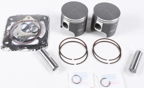 Wiseco SK1321 Top-End Piston Kit for 2000-06 Polaris 600 Liberty Motor - 64.00mm