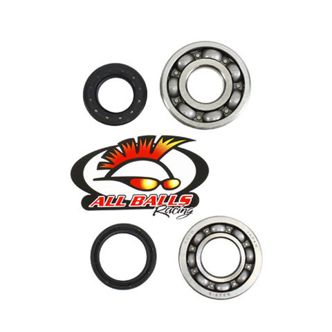 All Balls Crankshaft Bearing & Seal Kit for 1988-06 Yamaha YFS200 Blaster - 24-1043
