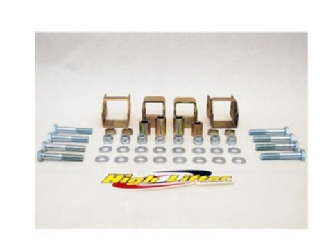 High Lifter 2 Inch Lift Kit for 1998-99 Kawasaki KLF400 Bayou 4x4 - KLKB400-00