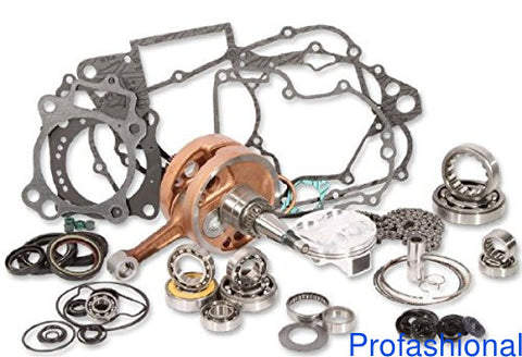 Wrench Rabbit Wrench Rabbit WR101-117 Complete Engine Rebuild Kit for 1994-96 Kawasaki KX250